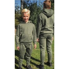 House of Carp Jogging Suit Kids - Green