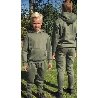 House of Carp | Karper Kinderkleding | Joggingpak Kids Groen