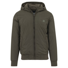House of Carp Hooded Windbreaker Green