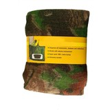 House of Carp Camo Burlap Forest