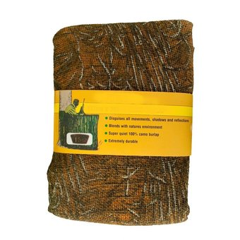 House of Carp Camo Burlap Reed