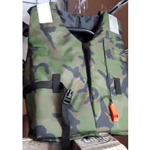 Raptor Boats Camo life jacket