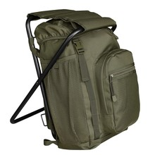 House of Carp Backpack With Chair - Green