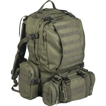 House of Carp Rugzak Defense Pack Assembly