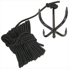 House of Carp Throw anchor with rope