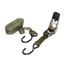 House of Carp Lashing strap Green with Ratchet