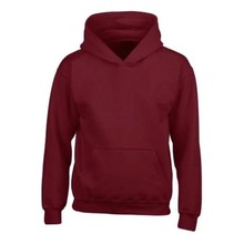 House of Carp Hoodie Unprinted - Bordeaux Red