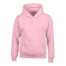 House of Carp Hoodie unbedruckt - Pink