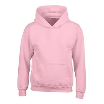 House of Carp Hoodies ohne Aufdruck - Pink
