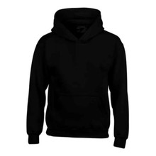 House of Carp Hoodie Unprinted - Black