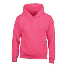 House of Carp Hoodie unbedruckt - Bright Pink