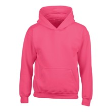 House of Carp Hoodie Unprinted - Bright Pink