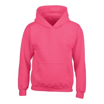 House of Carp Hoodies Without Print - Bright Pink