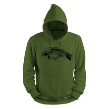 House of Carp Fully Scaled - Hoodie