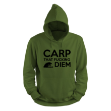 House of Carp Carp that fucking Diem - Hoodie