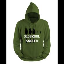 House of Carp Oldskool Angler - Hoodie