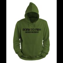 House of Carp Zum Fischen geboren - Hoodie