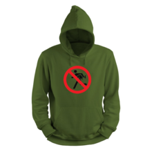 House of Carp Don't Move Karpfen - Hoodie