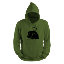 House of Carp My Church - Hoodie