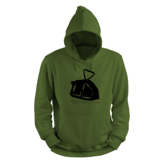House of Carp My Church Hoodie | Carp sweater in different colors