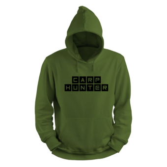 House of Carp Carp clothing - Passion for the search for carp Carp Hunter - Hoodie