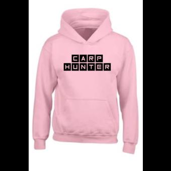 House of Carp Karpfenbekleidung - Leidenschaft für die Suche nach Karpfen Karpfenjäger - Pink Hoodie