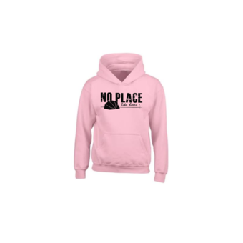 House of Carp House of Carp No Place Hoodie Pink