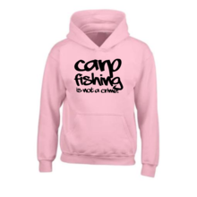 House of Carp Carpfishing is not a crime - Hoodie