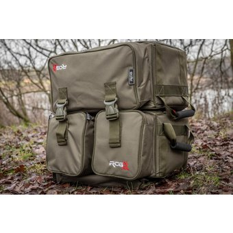 RCG  RCG Carp Gear | Multi pocket bag large tassensysteem