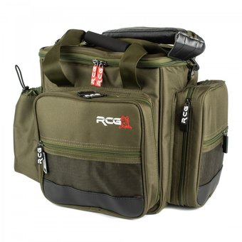 RCG  RCG Carp Gear   Cooking bag including refrigerator compartment and cutlery with accessories