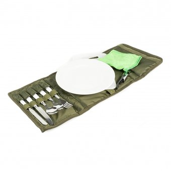 RCG  RCG Carp Gear   Complete cutlery set for one person