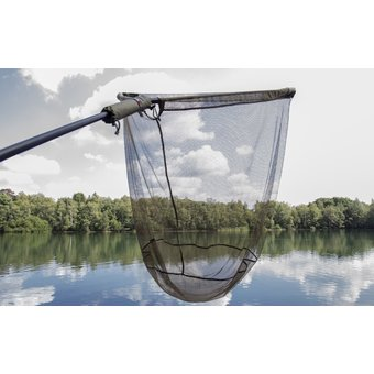 RCG  RCG Carp Gear | Venator One landing net with two-piece handle and free net float