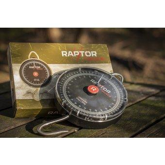 RCG  RCG Carp Gear | Raptor | Weegschaal met verlichting tot vierenvijftig kilogram