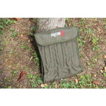 RCG Carp Gear  RCG Carp Gear | Set van tien heavy duty haringen met opbergtas