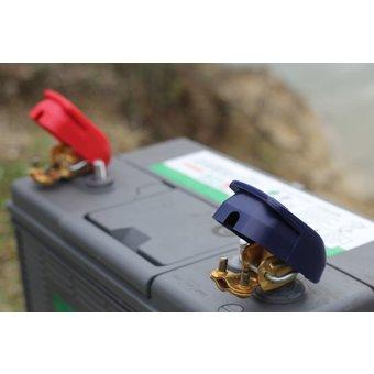 Raptor  Raptor   Schnelle und einfache Batteriemontage mit Schnellspanner