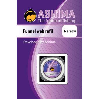 Ashima Ashima Tackle | Trichternetz-Nachfüllung - schnell und leicht lösliches PVA
