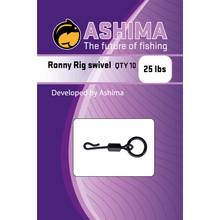 Ashima Ronny Rig Swivel - 25 lbs