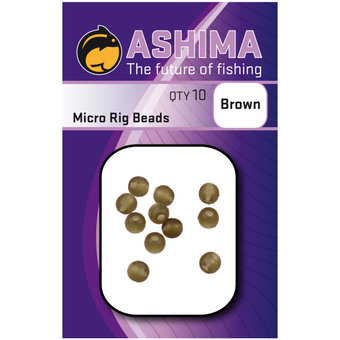 Ashima Ashima   The use of micro beads prevents wear or damage to the button