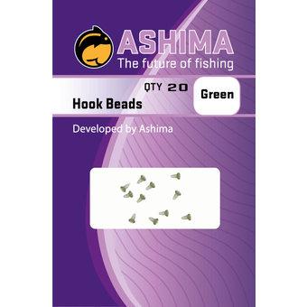 Ashima Ashima   Hakenperlen zum Positionieren des Hakenköders am Haken