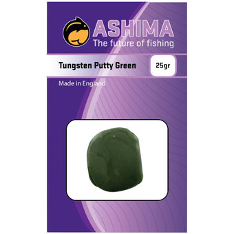 Ashima Ashima | Putty is easy to use on dry and wet lines