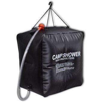 House of Carp XL Mobiele Solar Camping Douche Zak - Kampeer Buiten Douche 40 Liter