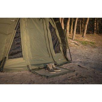RCG  RCG Carp Gear - De tent schoon houden doe je met een bivvy mat