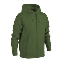 House of Carp Hooded Zipper - Green