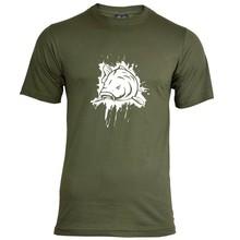 House of Carp Splash T-shirt - White