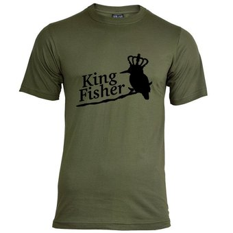 House of Carp House of Carp King Fisher T-Shirt