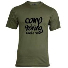 House of Carp Karpfenangeln ist kein Verbrechen T-Shirt