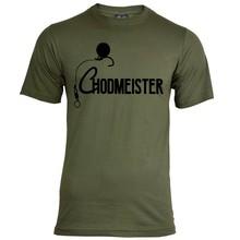 House of Carp Chodmeister T-shirt - groen