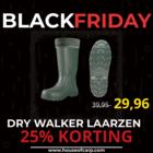 25% DISCOUNT ON DRY WALKER BOOTS