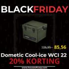 20% KORTING op Dometic Cool-Ice WCI 22