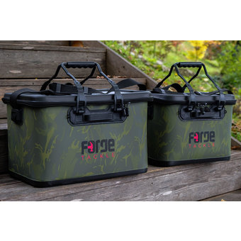 Forge Tackle Forge Tackle EVA Table Top Bag FRG Camo XL